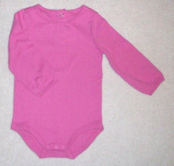 GYMBOREE NWT Imaginary Friends Pink Bodysuit 18-24m