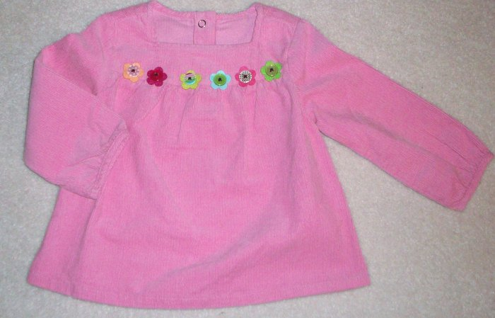 GYMBOREE NWT Imaginary Friends Swing Top 18-24m
