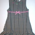 GYMBOREE NWT Imaginary Friends Plaid Jumper 4