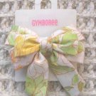 GYMBOREE NWT Wildflower Fields Magnolia Bow