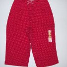 GYMBOREE NWT Poppy Fields Pants 12-18m