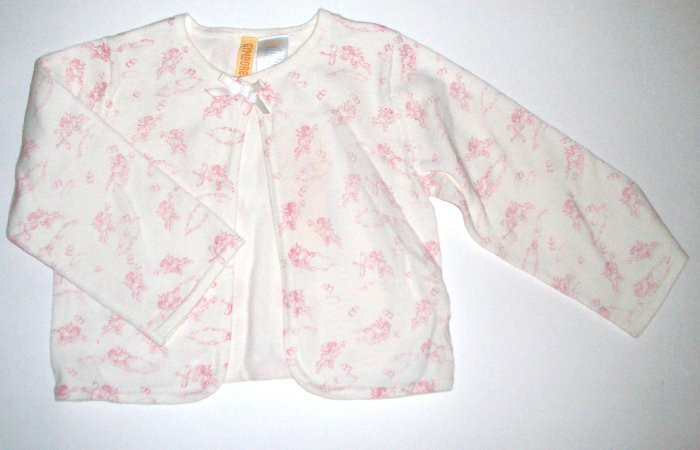 GYMBOREE NWT Valentines Day Cardigan 18-24m