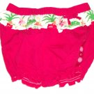 GYMBOREE NWT Tropical Paradise Red Bloomers 2T