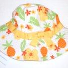 GYMBOREE NWT Pina Colada Sun Hat 0-6m