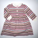 GYMBOREE NWT Mountain Cabin Knit Dress 18-24