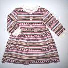 GYMBOREE NWT Mountain Cabin Knit Dress 18-24