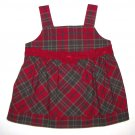 GYMBOREE NWT Mountain Cabin Plaid Swing Top 3