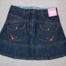 GYMBOREE NWT Mountain Cabin Denim Skirt 6