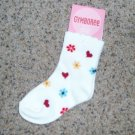 GYMBOREE NWT Mountain Cabin Flower Socks 12-24M
