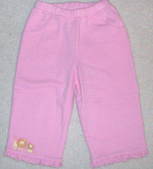 GYMBOREE Jungle Friends NWT Knit Pants 6-12m