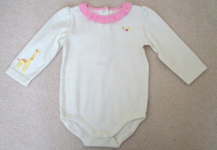 GYMBOREE Jungle Friends NWT Bodysuit 6-12m