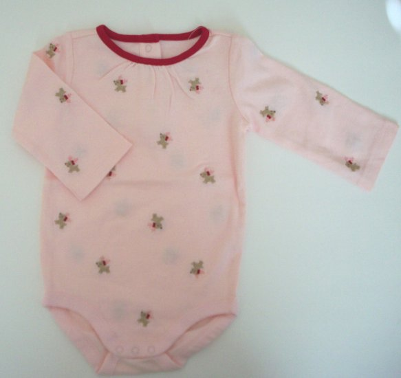 GYMBOREE NWT Colorful Village Deer Bodysuit 12-18m