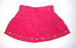 GYMBOREE NWT Mix n Match Corduroy Skirt 6-12m