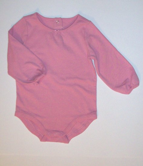 GYMBOREE NWT Park City Luxe Bodysuit 18-24m