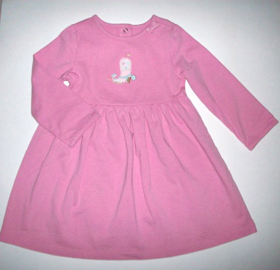 GYMBOREE NWT Park City Luxe Knit Dress HTF! 18-24m