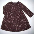 GYMBOREE NWT Park City Luxe Knit Dress HTF! 2T NEW