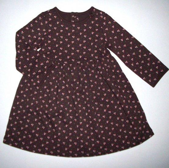 GYMBOREE NWT Park City Luxe Knit Dress HTF! 3T NEW