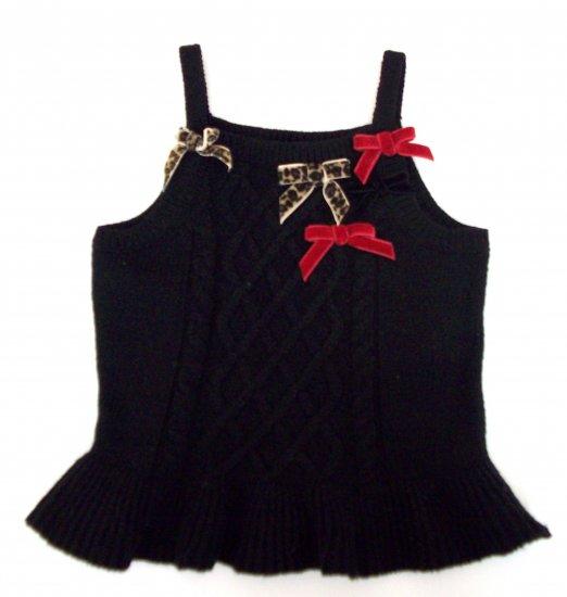 GYMBOREE Glamour Kitty Sweater Top NWT 18-24m