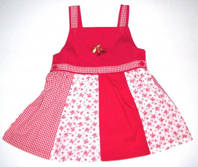 GYMBOREE Good Old Days Dress NWT 12-18m