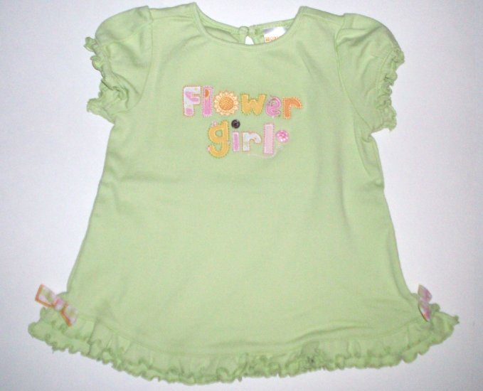 GYMBOREE NWT Sunflower Fields Swing Top 2T