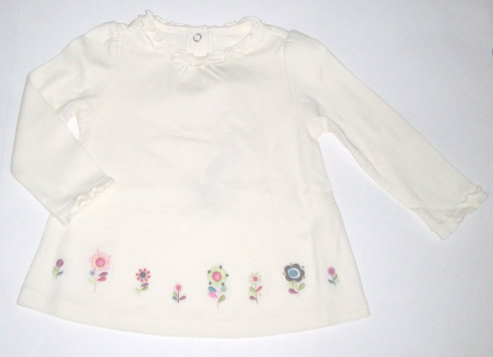 GYMBOREE NWT Imaginary Friends Swing Top 12-18m