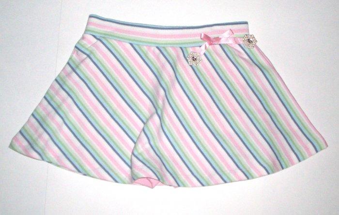 GYMBOREE NWT Snow Princess Knit Skirt 3
