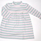 GYMBOREE NWT Snow Princess Knit Striped Dress 3T