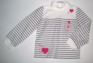 GYMBOREE NWT Tres Chic Striped Top 4T