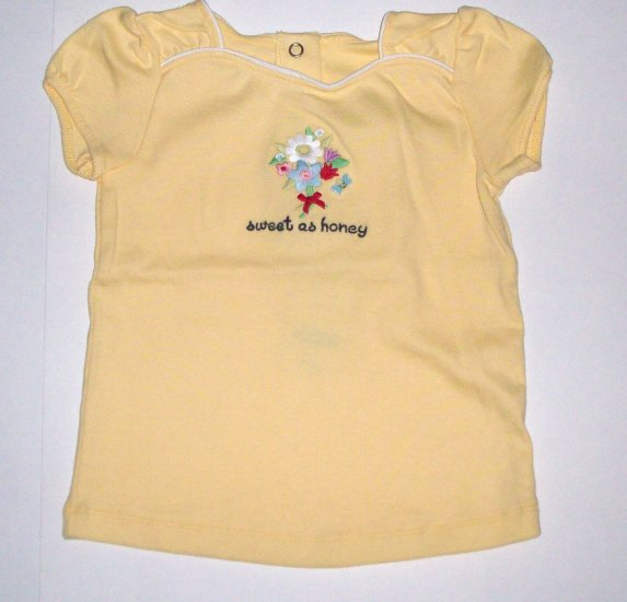 GYMBOREE NWT Wish You Were Here SS Top 2T