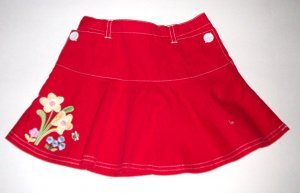 GYMBOREE NWT Wish You Were Here Skirt 2T