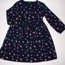 GYMBOREE NWT Wish You Were Here Navy Knit Dress 2T
