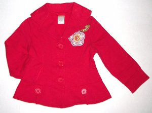 GYMBOREE NWT Wish You Were Here Blazer Jacket 3