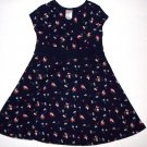 GYMBOREE NWT Wish You Were Here Navy Knit Dress 3