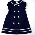 GYMBOREE NWT Wish You Were Here Navy Dress 3T