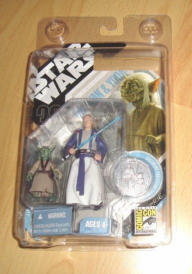 30th Anniversary : McQuarrie Signature Series Obi-Wan & Yoda