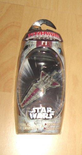 SW Titanium : Republic Markings Venator Class Star Destroyer