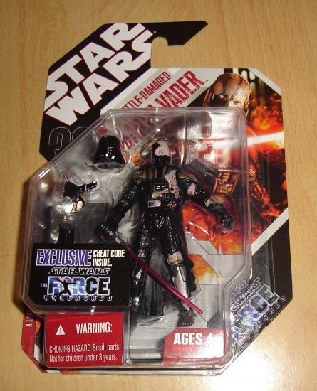 Star Wars : The Force Unleashed - Battle Damage Darth Vader