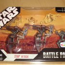 "Star Wars TAC Battle Pack : STAP ATTACK ""TRU Exclusive"""