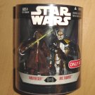 Star Wars Order 66 Series 2 : Master Sev / Yellow ARC Trooper