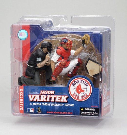 MLB Sportspicks Collectors Club EXCLUSIVE : Jason Vaitek & MLB Umpire