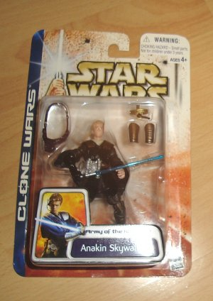 Star Wars - 2003 Clone Wars : Anakin Skywalker