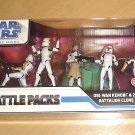 Star Wars - The Clone Wars : 212th Attack Battalion Clone Troopers Set
