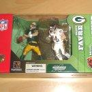 McFarlane's NFL Sportspicks : Brett Favre VS. Brian Urlacher Boxed Set