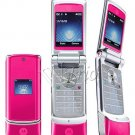 Motorola KRZR K1 'Pink' Mobile Cellular Phone (Unlocked)
