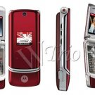 Motorola KRZR K1 Red Mobile Cellular Phone