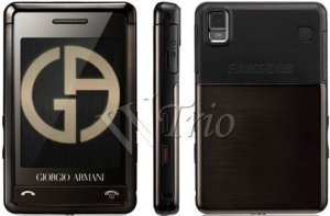 Samsung P520 Armani Cellular Phone 899.99 Retail! FAST SHIP!