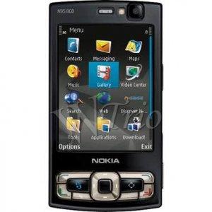 Nokia N95 8GB Black 3G GPS Cellular Phone (Unlocked) - NEW!!