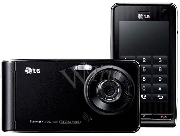 LG KU990 Viewty Mobile/Cellular Phone (Unlocked)