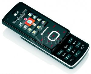 """LG KU800 """"3G-Chocolate' Mobile Cellular Phone (Unlocked) Factory Reconditioned LN"""