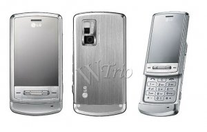 LG KE970 'Shine' w/1GB Mobile Cellular Phone (Unlocked) Silver